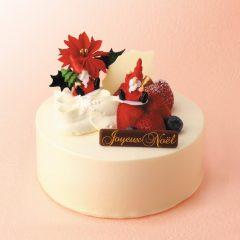 苺のツリークリスマス